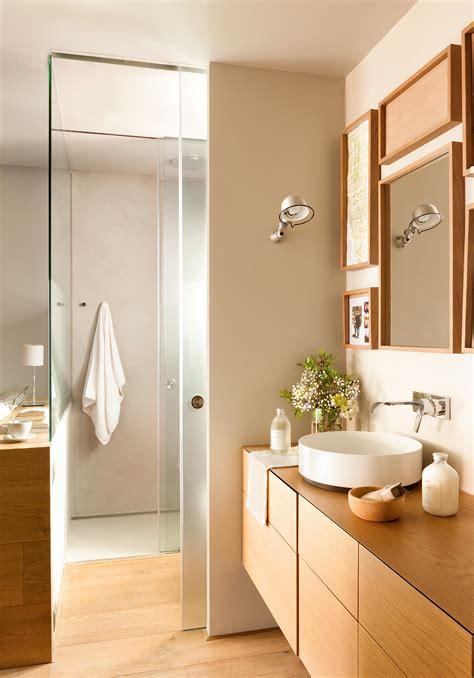 50 baños modernos espectaculares: bonitos y muy prácticos