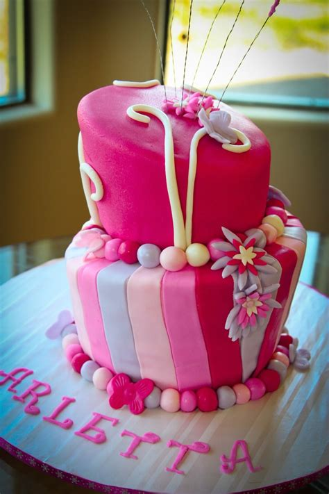 50 Beautiful Birthday Cake Pictures and Ideas for Kids and ...