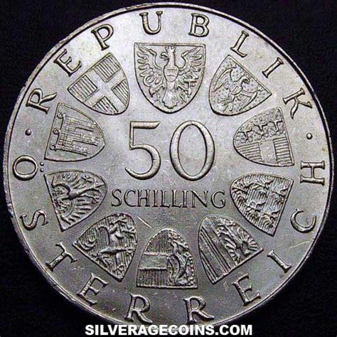 50 Chelines de Plata Austriacos  Universidad de Salzburg ...