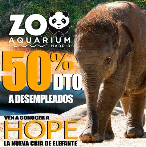 50% de descuento para desempleados en entradas Zoo Madrid ...