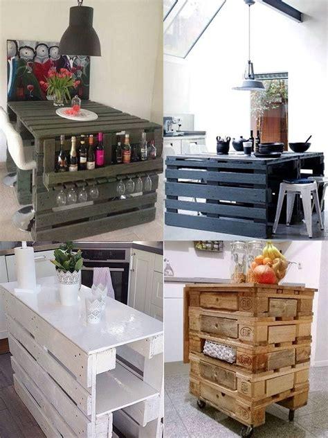 50 fantásticas ideas de muebles con palets reciclados ...