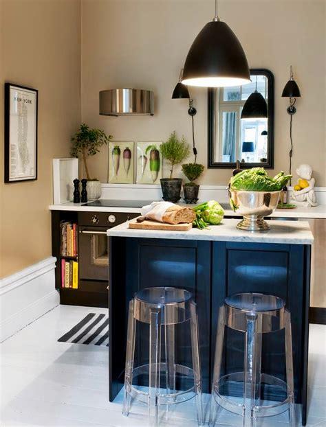 +50 fotos de cocinas modernas pequeñas llenas de ...