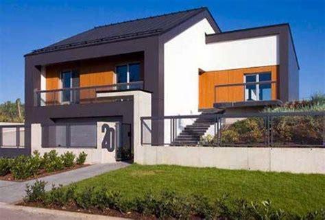50 fotos e ideas de colores para fachadas de casas y ...