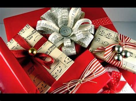 50 ideas para empaques navideños / envolturas para regalos ...