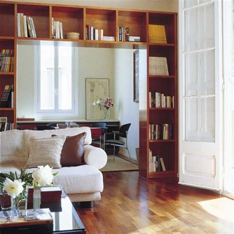 50 Ideas To Organize A Home Library In A Living Room ...
