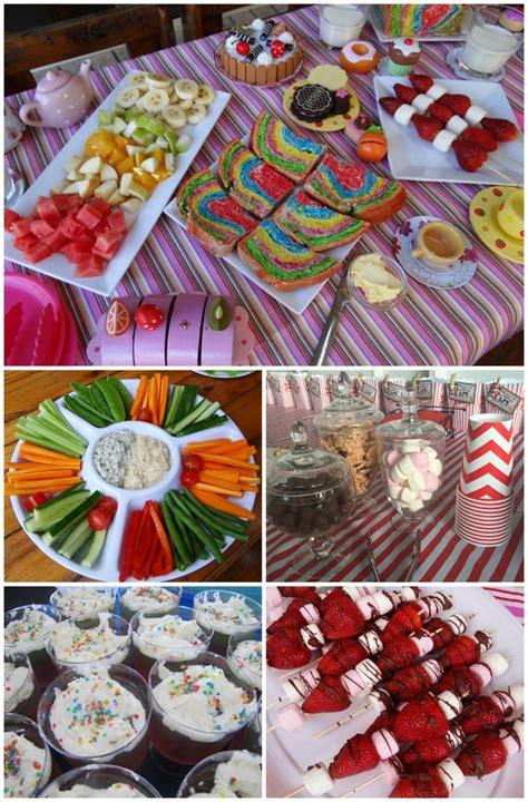 50 Kids Party Food Ideas! – Be A Fun Mum