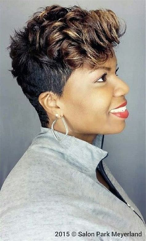 50 Most Captivating African American Short Hairstyles ...