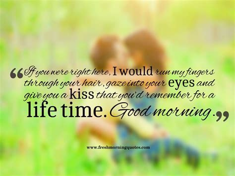 50+ Romantic Good Morning quotes for Her ...