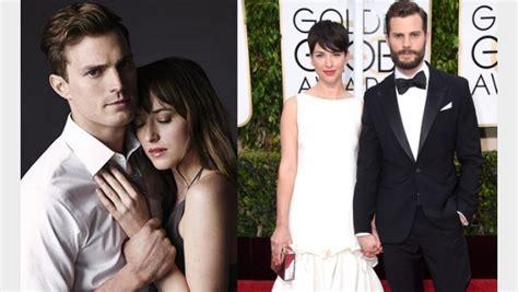 50 sombras de Grey: la esposa de Jamie Dornan no quiere ...