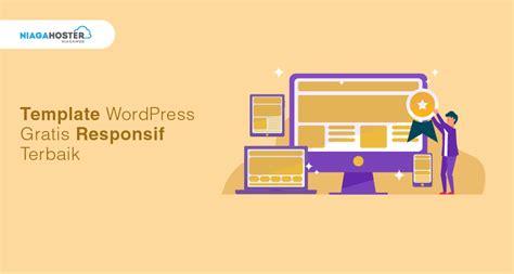50 Template WordPress Gratis dan Terbaru 2020 ...