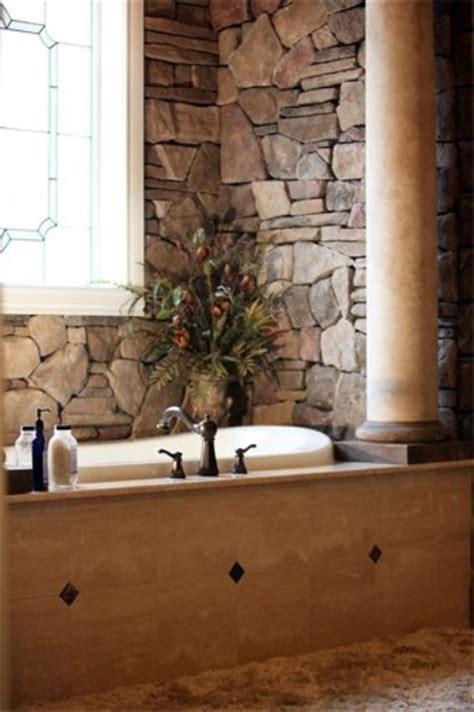 50 Wonderful Stone Bathroom Designs   DigsDigs