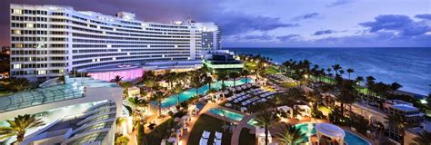 $500,000 Fontainebleau Miami Beach Package to Include ...