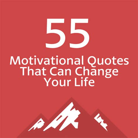55 Motivational Quotes That Can Change Your Life   Bright ...