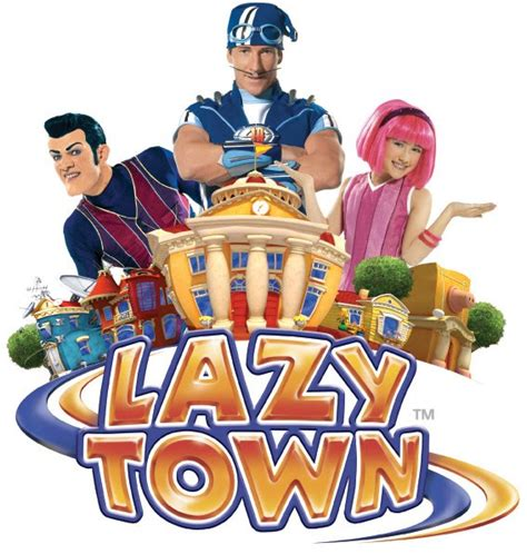 5oo9a: Lazy Town