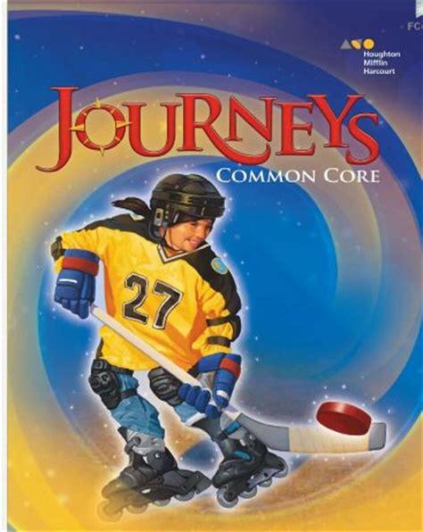 5th grade reading textbook   Journeys  Houghton Mifflin ...