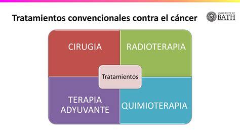 6.16   Tratamientos convencionales contra el cáncer ...