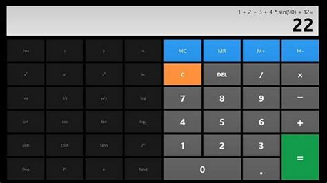 6 best Calculator apps to download on Windows 10