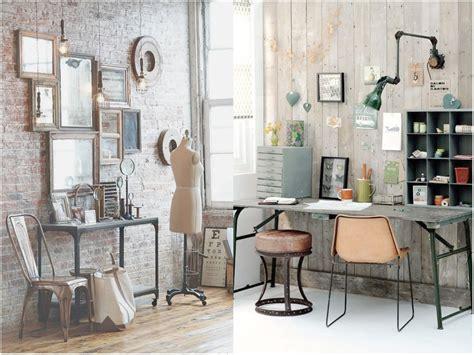 6 claves para una decoración vintage industrial que te ...