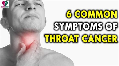 6 Common Symptoms of Throat Cancer   Health Sutra   Best ...