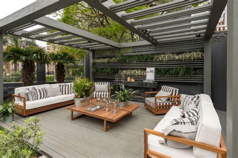 6 consejos para tener una sala en el jardín ¡espectacular!