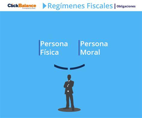 6 Diferencias entre persona física y persona moral