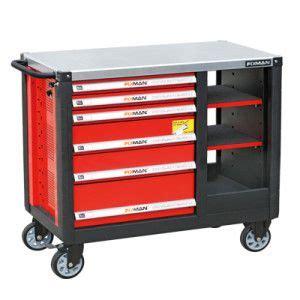 6 Drawer Mobile Workbench W1RM6 | Caja de herramientas ...