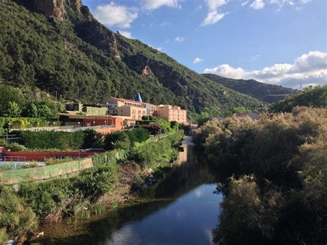6 Extraordinary Natural Hot Springs in Spain Off the ...