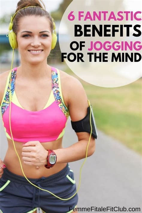 6 Fantastic Benefits Of Jogging For The Mind | * Fitness ...