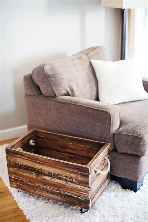 6 ideas para decorar con cajas   Decoración de Interiores ...