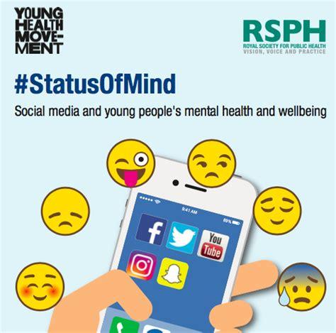 6 reflexiones sobre redes sociales y salud de los jóvenes ...