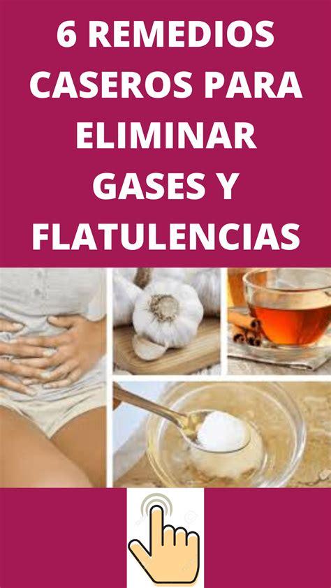 6 remedios caseros para eliminar gases y flatulencias ...