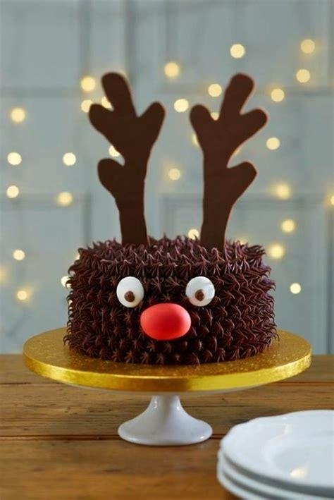 6 tartas infantiles decoradas para Navidad | DecoPeques