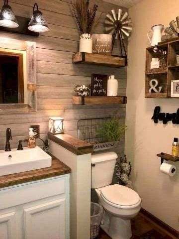 6 trucos para saber como decorar un baño pequeño   Como ...