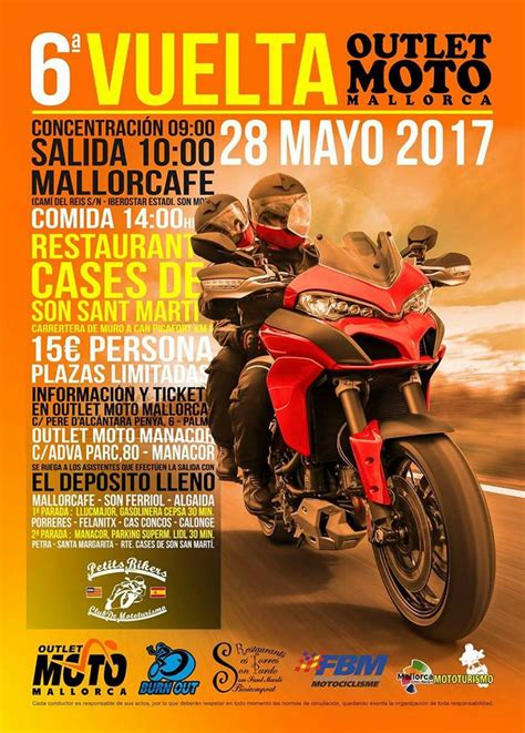 6ª Vuelta OUTLET MOTO Mallorca   Infodonde.com