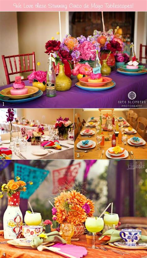 60 best Mexican Fiesta Tablescape & Decoration Ideas ...