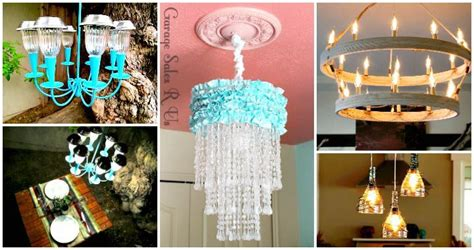 60 Easy DIY Chandelier Ideas That Will Beautify Your Home ...