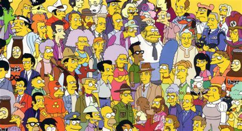 +60 Imágenes de Los Simpsons y sus personajes secundarios ...