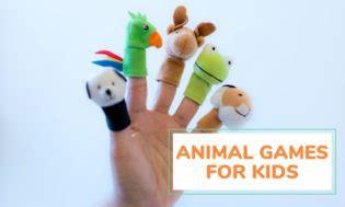 61 Fun Animal Games and Activities for Kids   Kid Activities