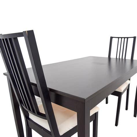 62% OFF   IKEA IKEA Three Piece Dining Set / Tables