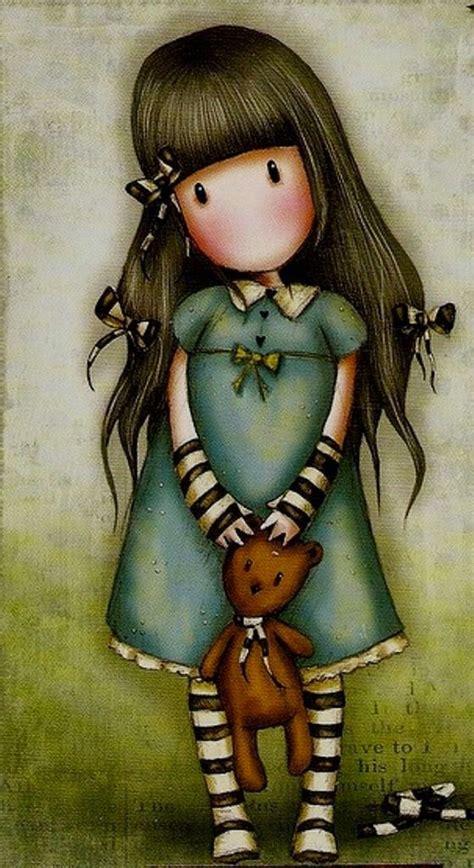 620 best Gorjuss images on Pinterest | Drawings of ...