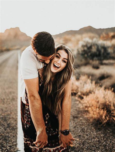 65+ Cute & Romantic Couple Images & Posing Ideas