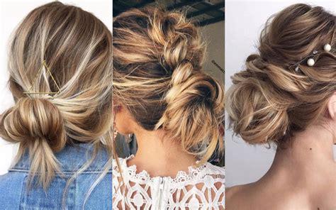 +65 Peinados Recogidos fáciles, hermosos, y elegantes ...