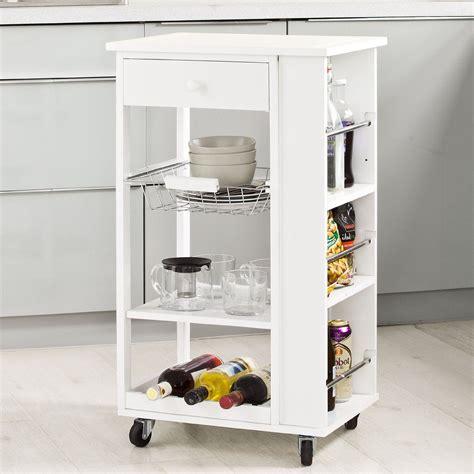 67 EUR, 50 cm. SoBuy Carrito de servir, carrito de cocina ...