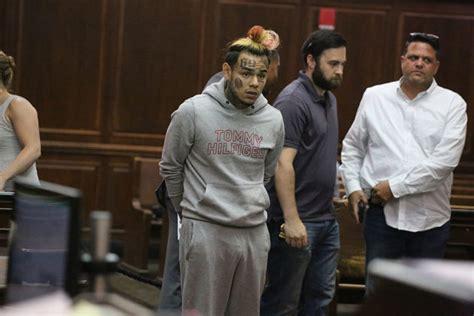 6ix9ine Arrested & Faces Life In Prison | Rap Radar
