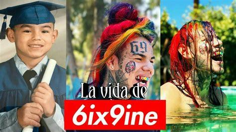 6IX9INE un TRAPPER muy EXTROVERTIDO //Quien es 6IX9INE ...