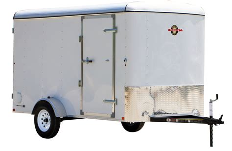 6X12CGR   Carry On Trailer