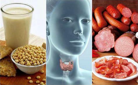 7 alimentos prohibidos si sufres hipotiroidismo ...