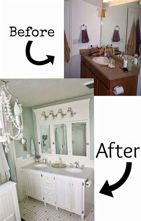 7 Best DIY Bathroom Vanity Makeovers | Diy bathroom vanity ...
