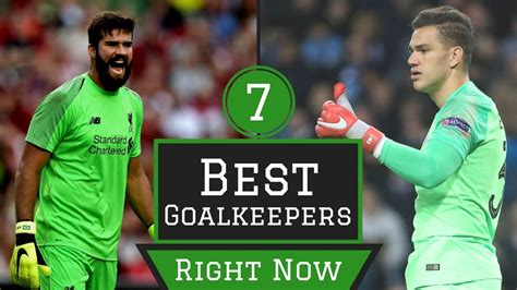7 Best Goalkeepers in World Football Right Now   YouTube