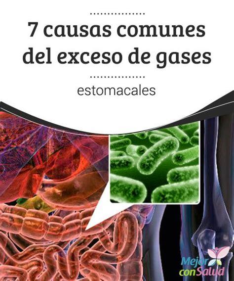 7 causas comunes del exceso de gases estomacales — Mejor ...